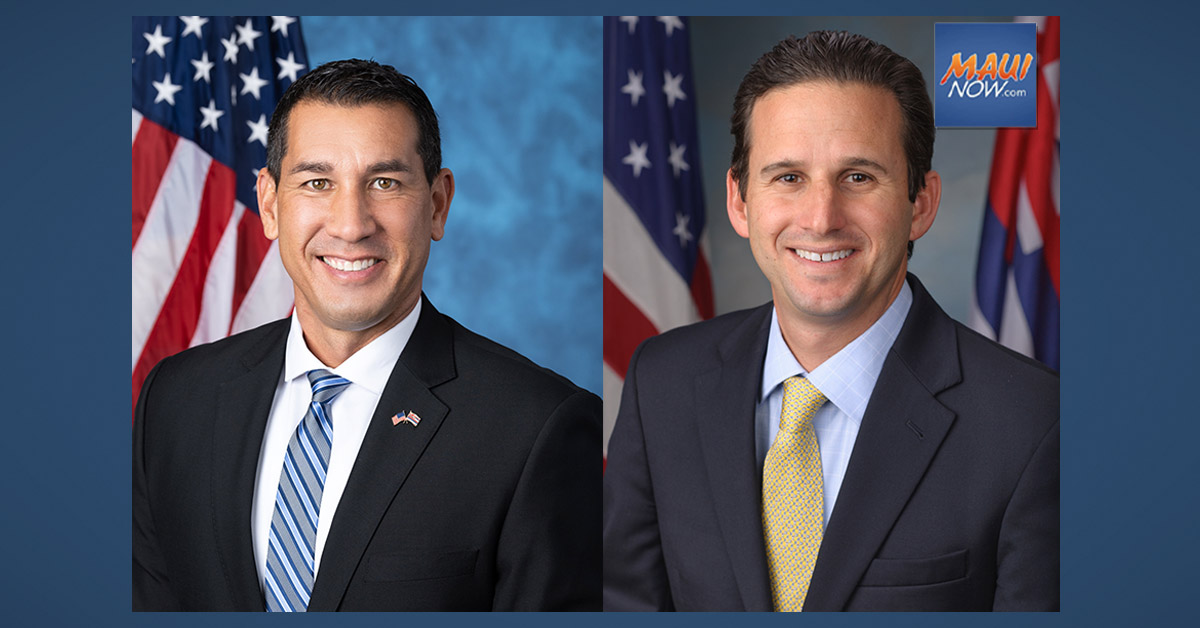 Schatz and Kahele Call for Impeachment and Removal of President Trump