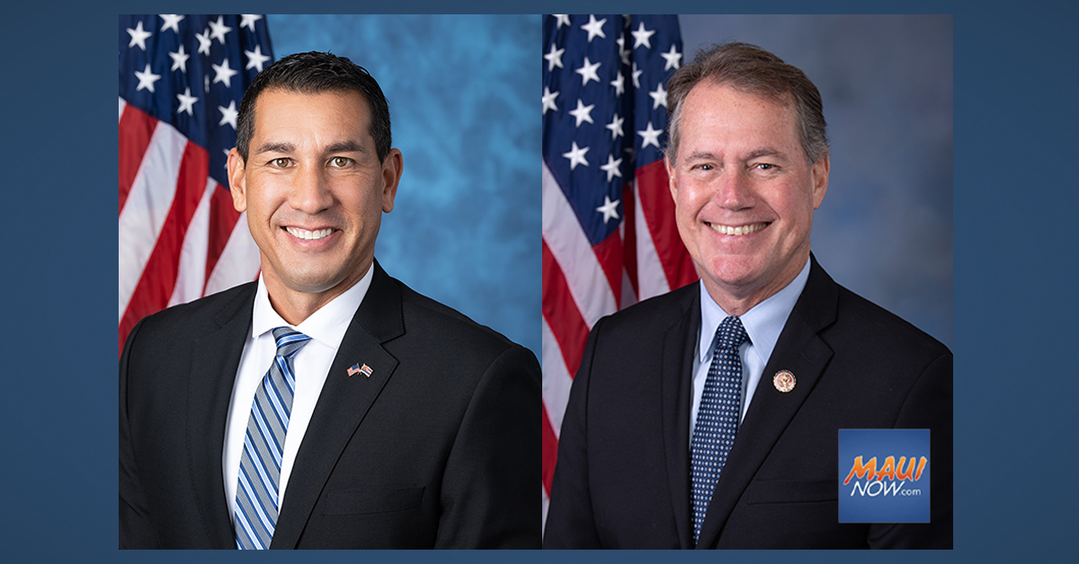 Hawai'i US Reps Vote in Favor of Trump Impeachment