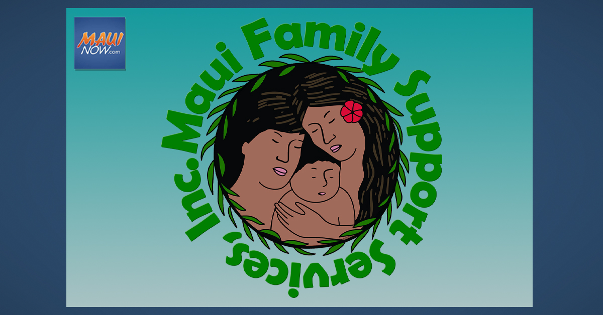 Maui Family Support Services Awarded $10,000 Grant