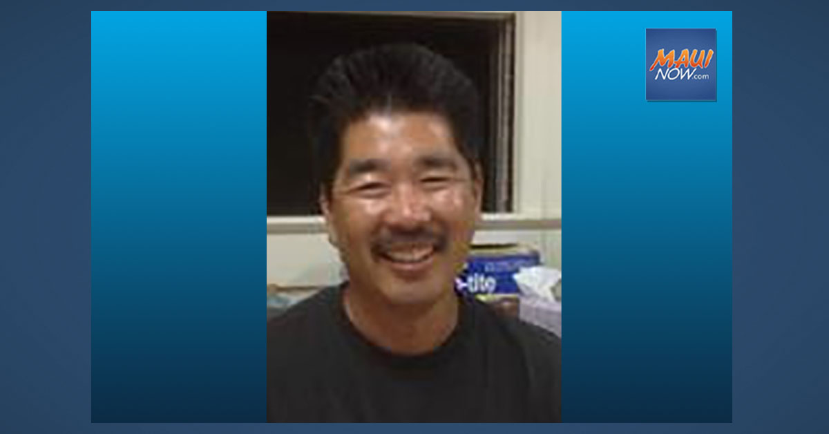 Missing Person: Hilo Man Last Seen Dec. 31