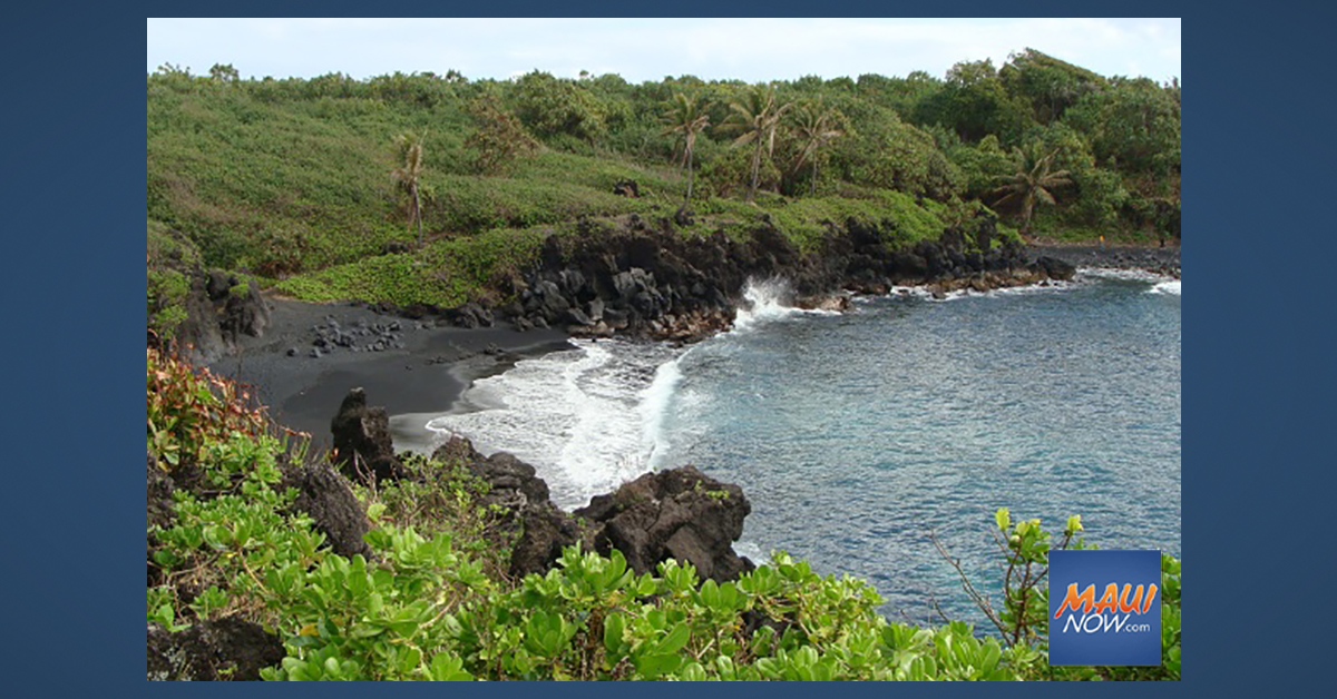 Waiʻānapanapa Online Reservations Start March 1