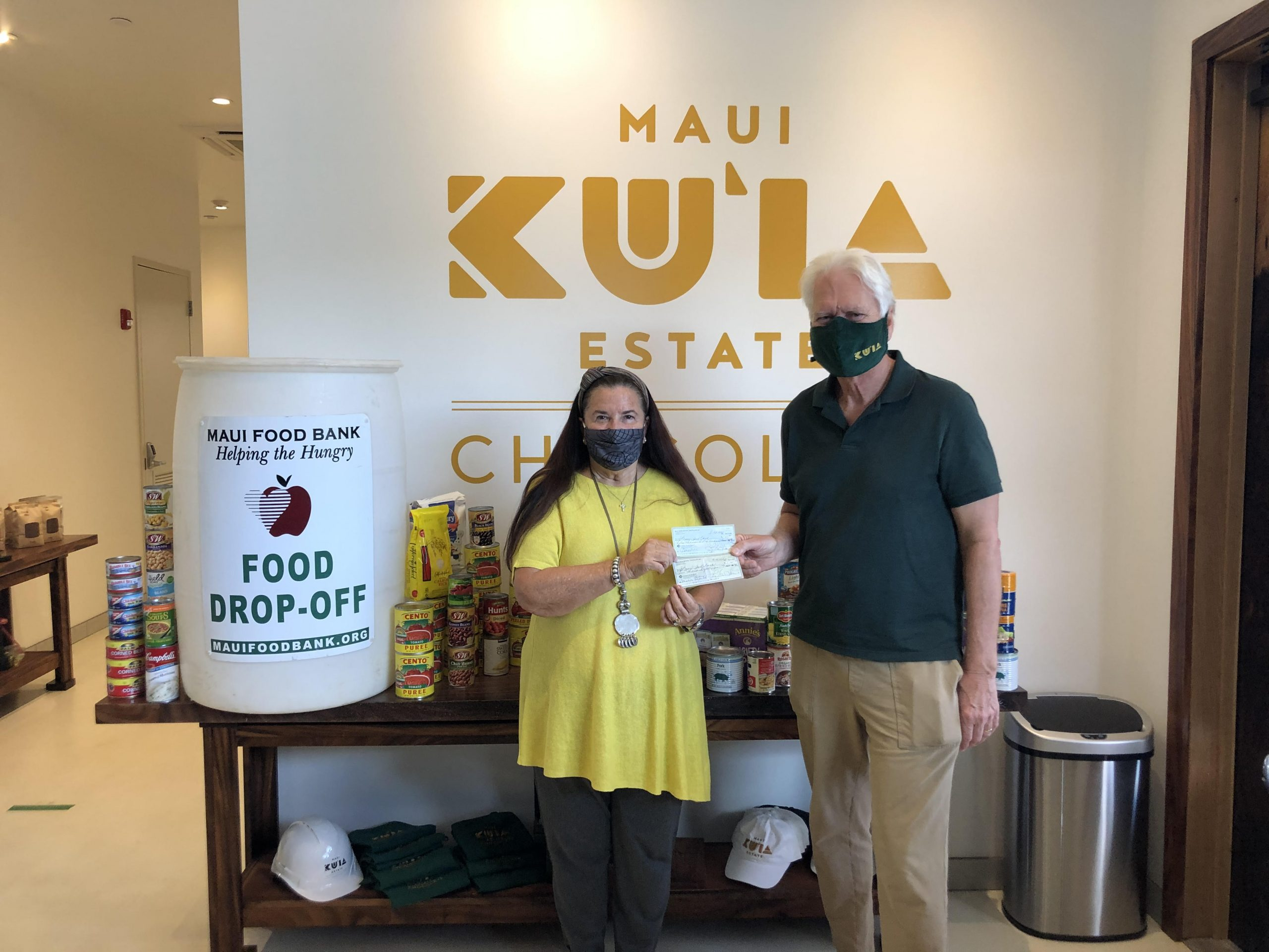 Maui Ku'ia Estate Chocolate Donates More than $100,000 in Sweets and Proceeds During Pandemic
