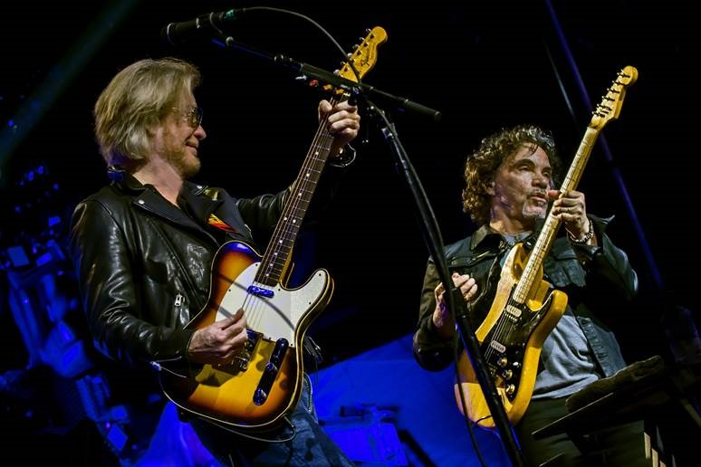 Daryl Hall & John Oates Maui Concert Rescheduled to Nov. 9, 2021