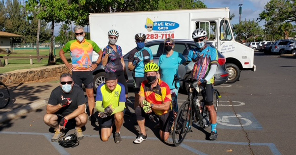 Navigating the Bicycling Boom on Maui During the Pandemic