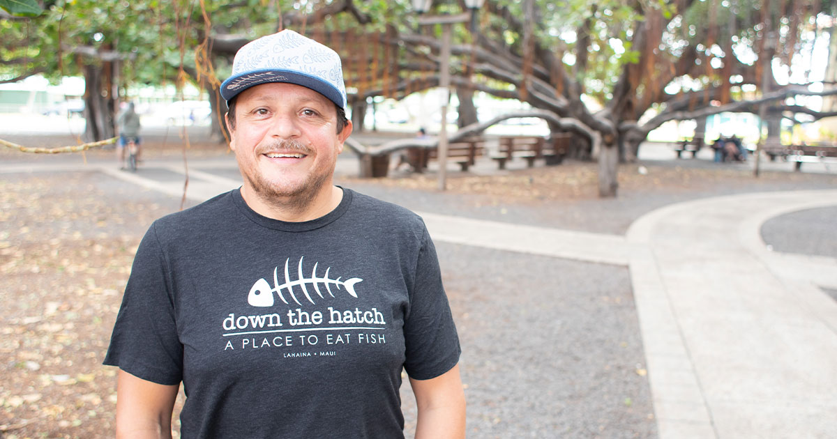 Down The Hatch Adds Chef de Cuisine Jorge Perez to Kitchen Team in Lahaina