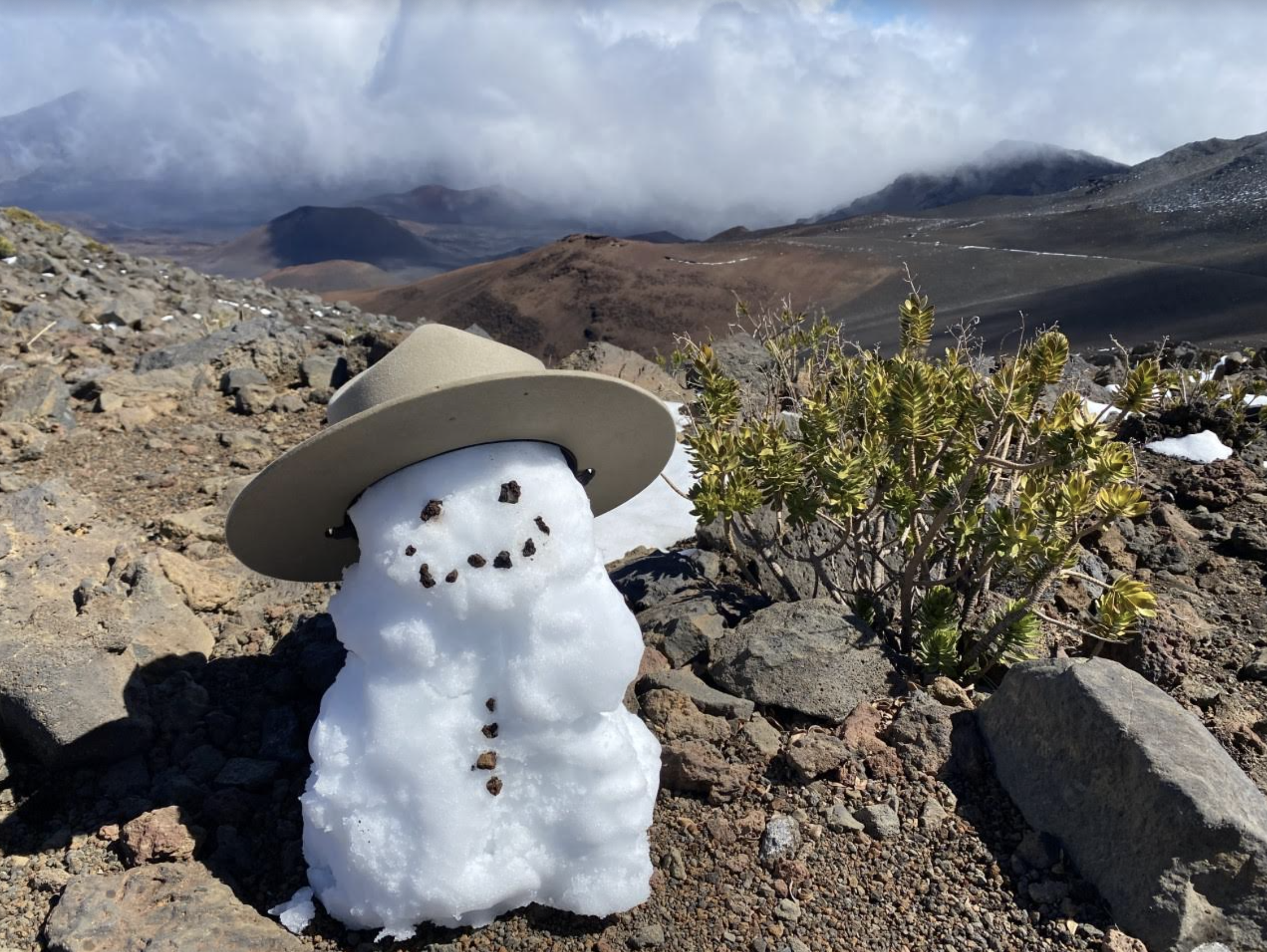 Haleakalā National Park Reopens Following Winter Weather