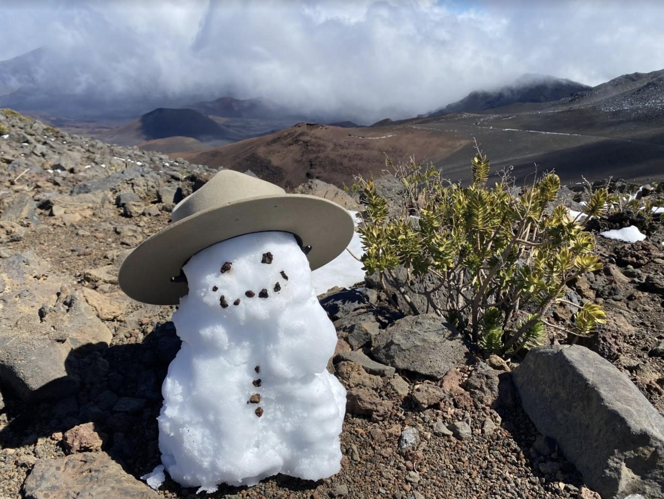 Haleakalā National Park Reopens Following Winter Weather