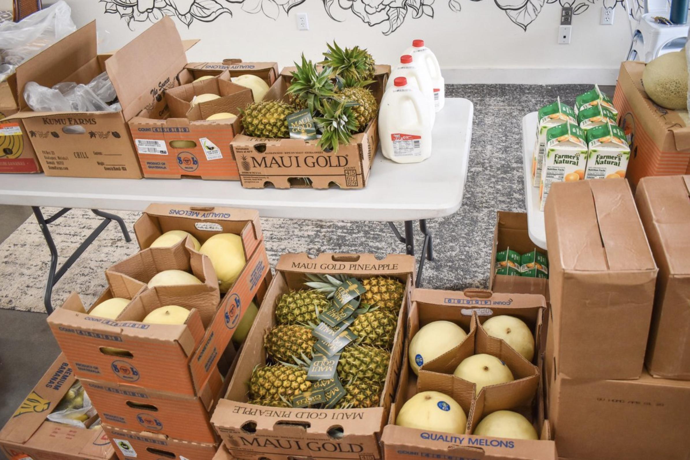 Kaiser Permanente Hawai'i Grants Aim to Address Food Insecurity on Maui
