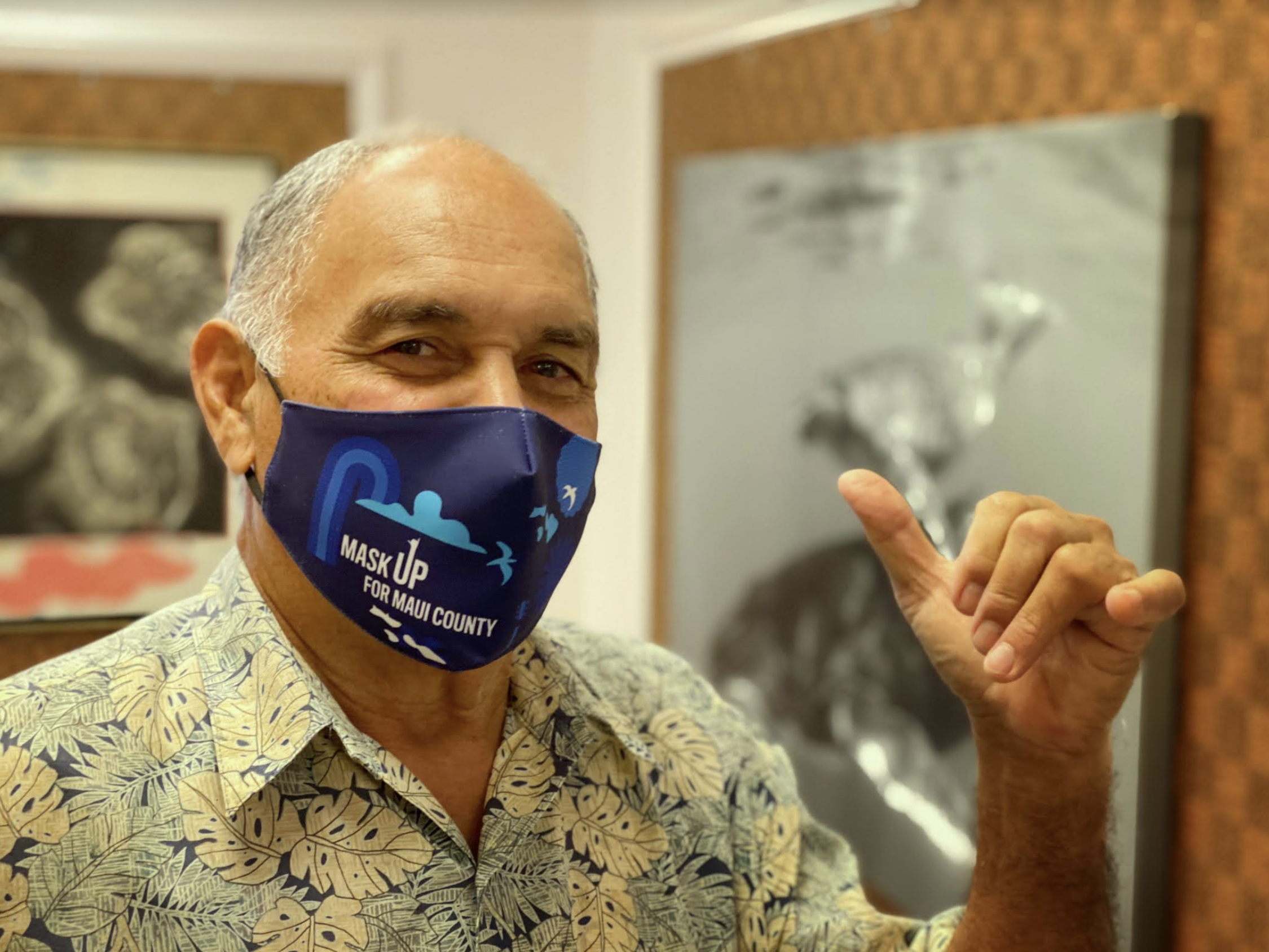 """Mask Up for Maui County"" Program Aims to Boost Face Mask Use"