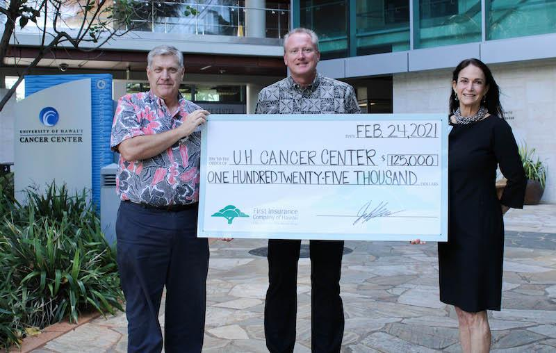 UH Cancer Center Receives $125,000 Donation for Early Phase Clinical Trials