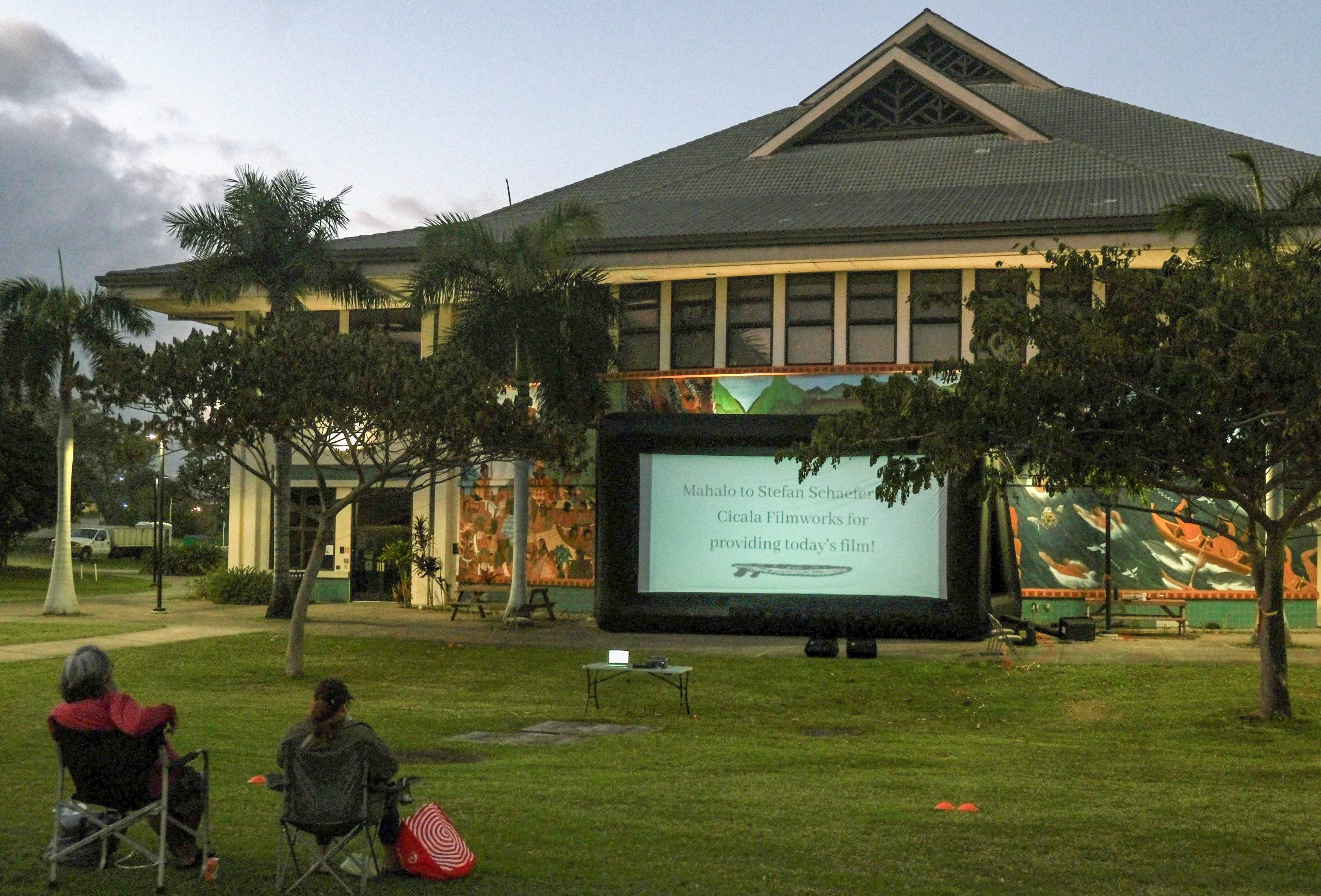 Drive-In Movie Night Feb. 20 Featuring 'Aloha Surf Hotel' at UH Maui College