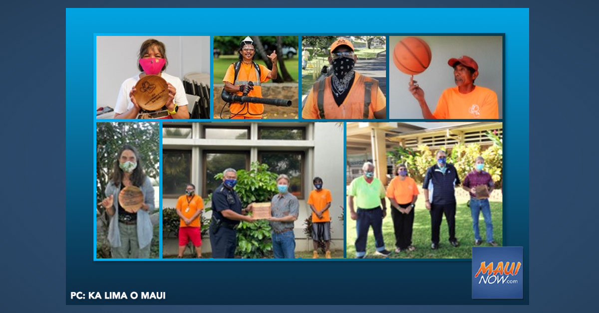 Ka Lima O Maui Honors Employees, Businesses Who Made a Difference
