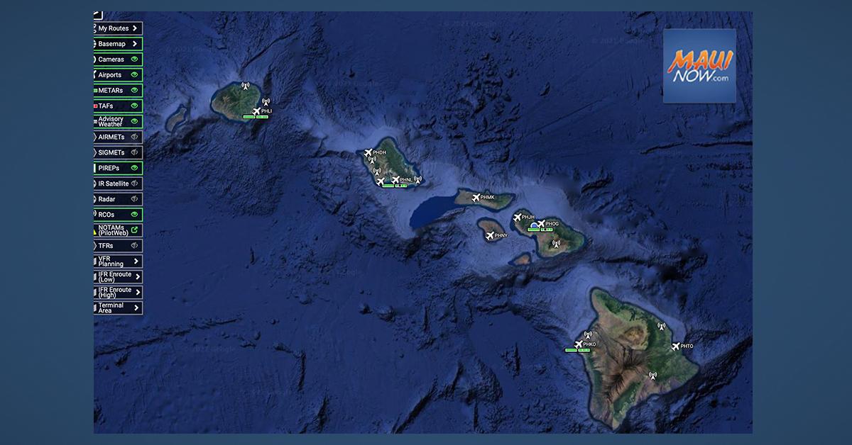 FAA to Install 23 Weather Cameras Across Hawai'i