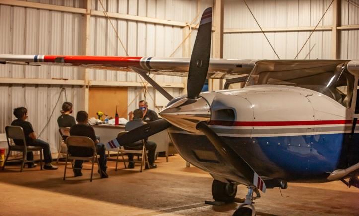 Maui County Civil Air Patrol Hosts Virtual Open House, March 27