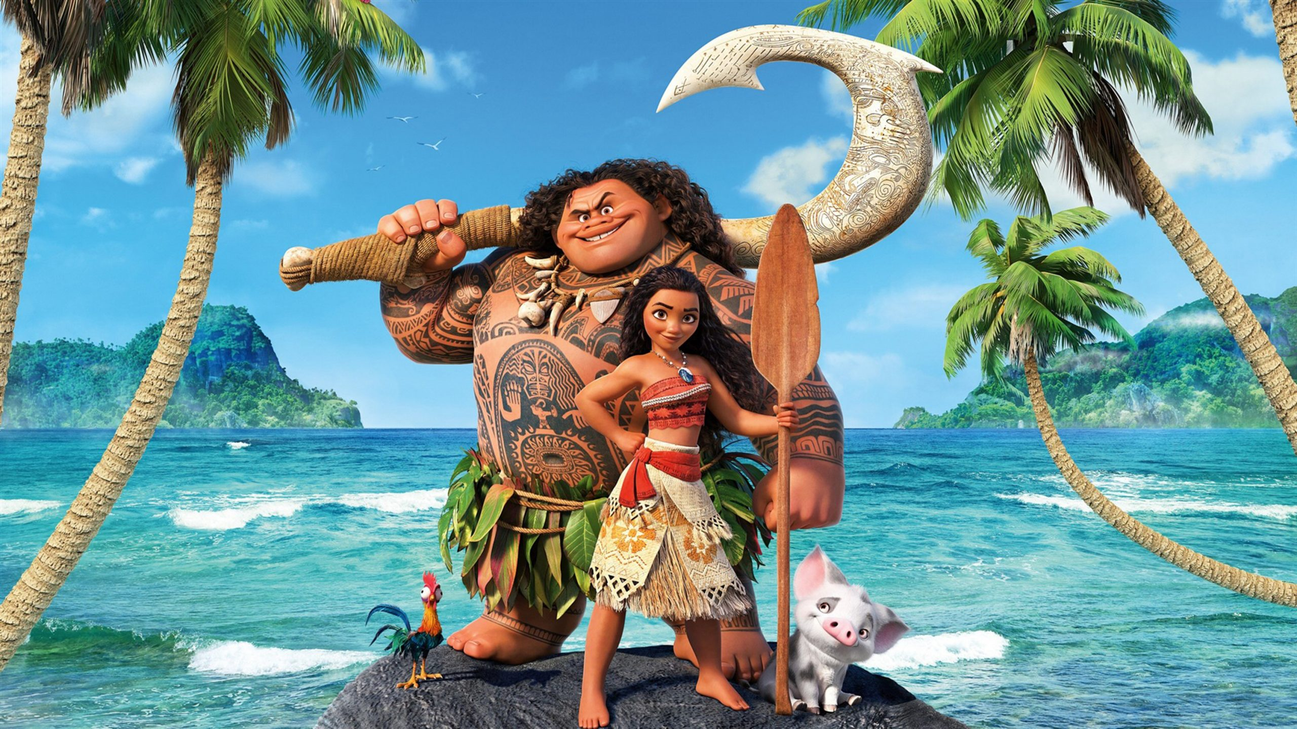 Live @ the MACC's Free Drive-In Featuring Disney Film 'Moana' April 9, 10 & 11