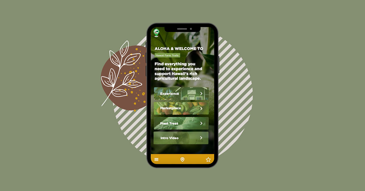 'Hawaiʻi Farm Trails' Mobile App Launched, Supports Island Agriculture