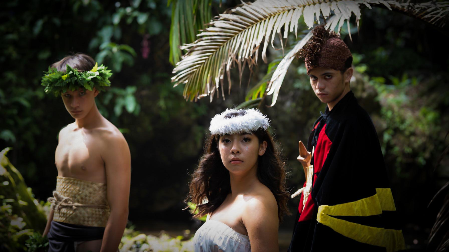 Kamehameha Schools Hawaiʻi Students Produce Film to Keep Hōʻike Tradition Alive