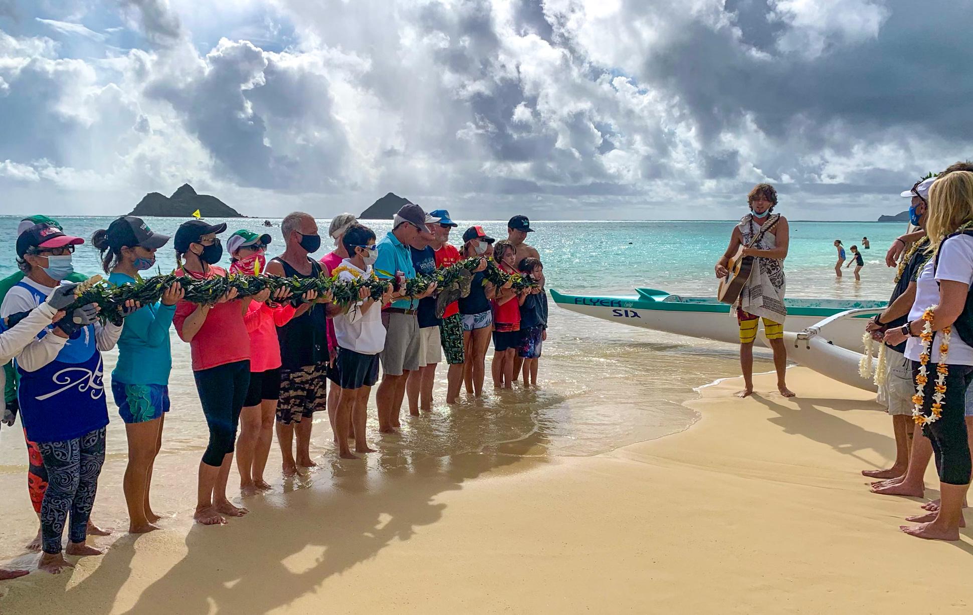 Maui's 'Lei of Aloha' Honors Parkland's School Shooting Victim on 21st Birthday