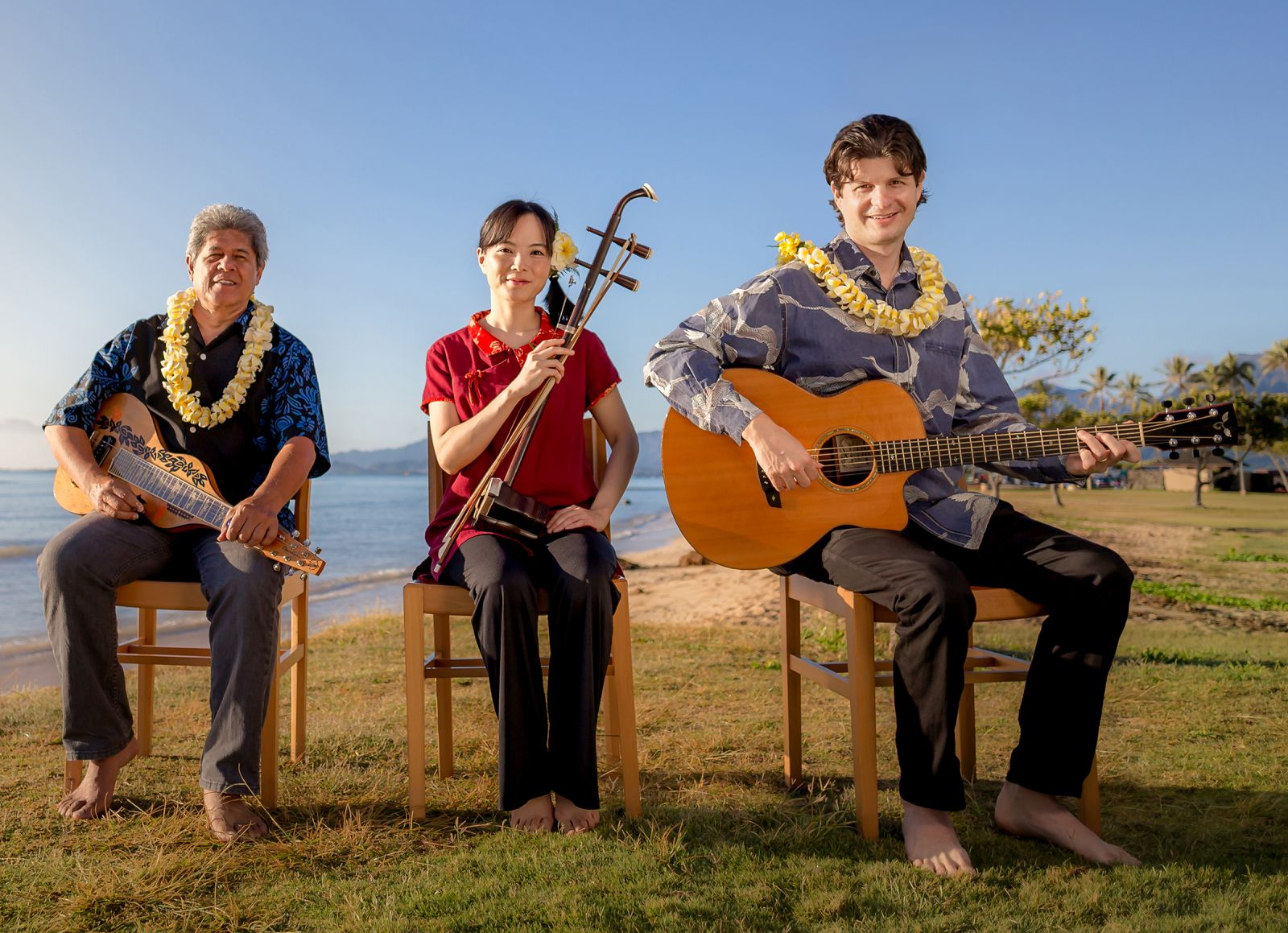 Live @ the MACC Features Trio 'Across the Sea' at Free Streaming Concert March 6