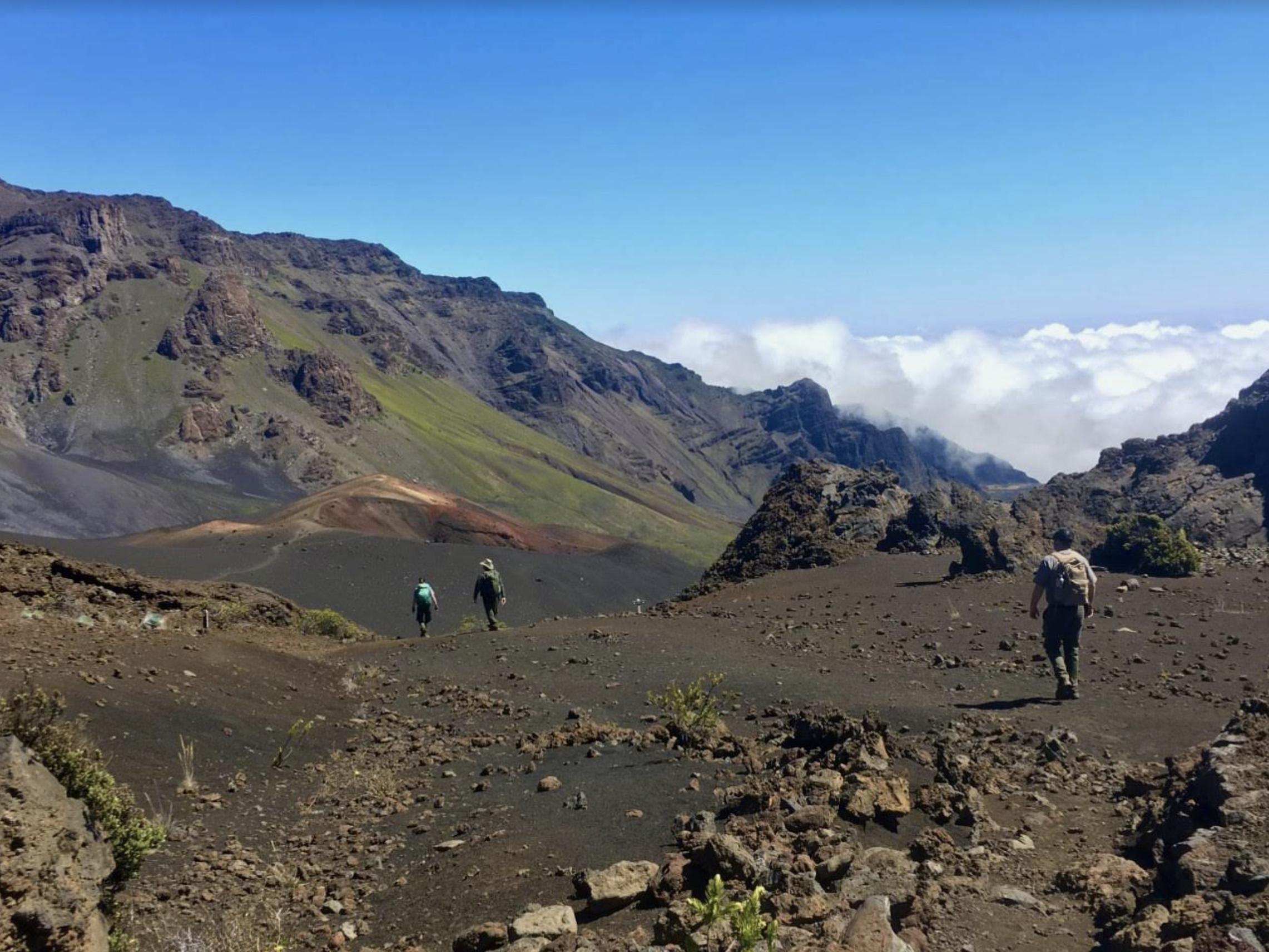Haleakalā Hosts 319,147 Visitors in 2020, Down 68%