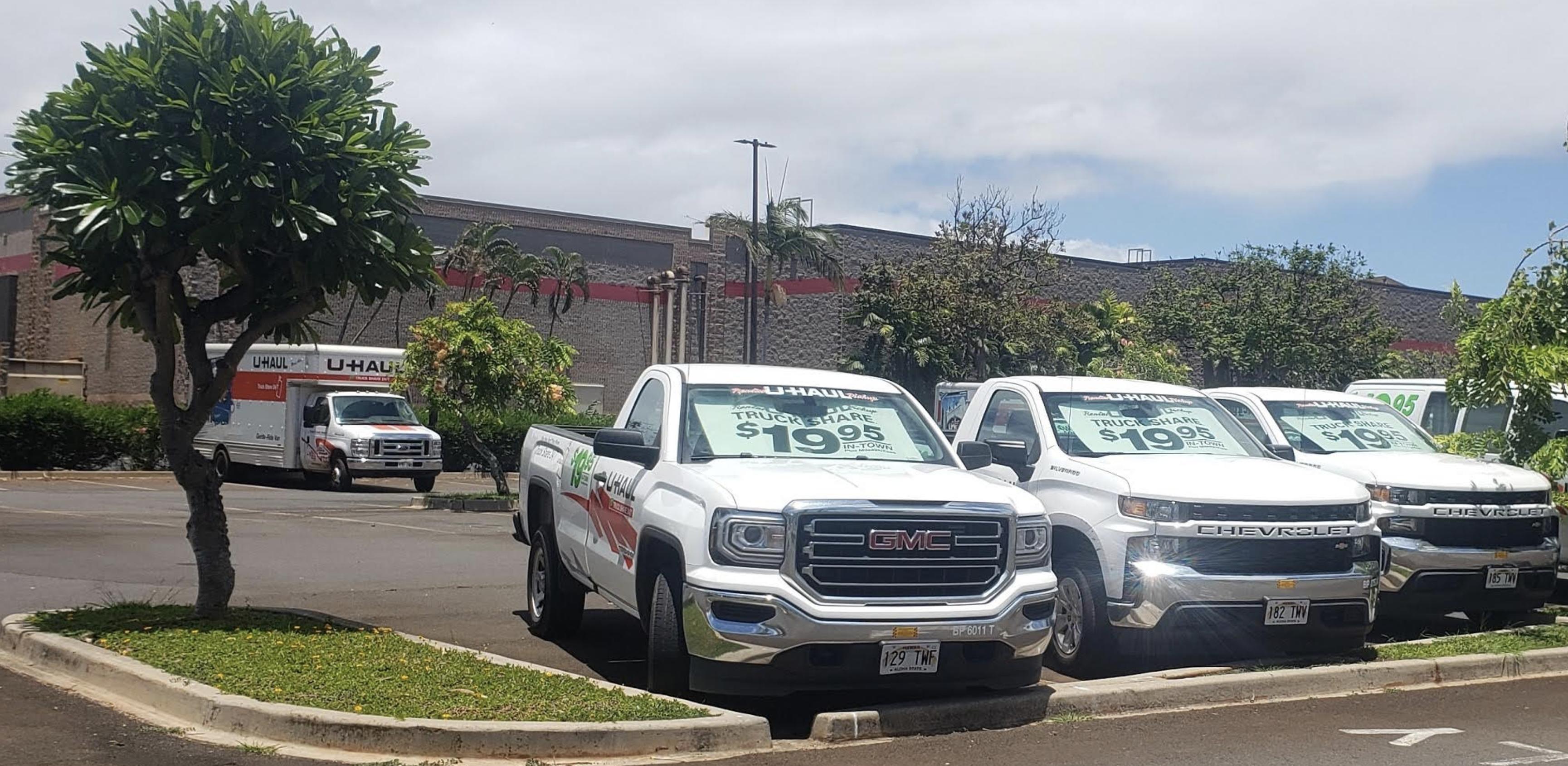 U-Haul Offers 30 Days Free Self-Storage to Hawai'i Flood Victims
