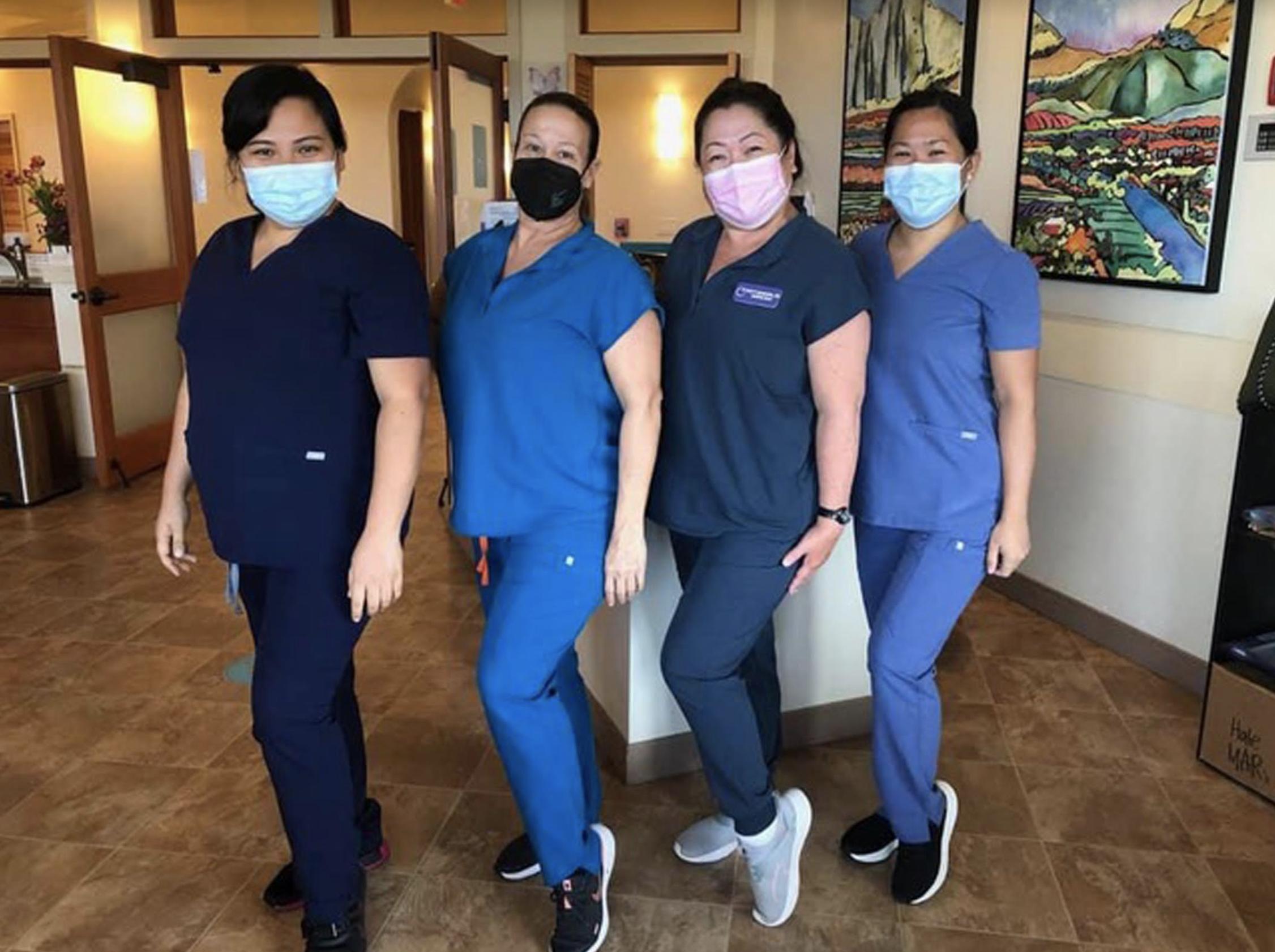 """Mahalo Maui"" Initiative Seeks to Celebrate Pandemic Angels"