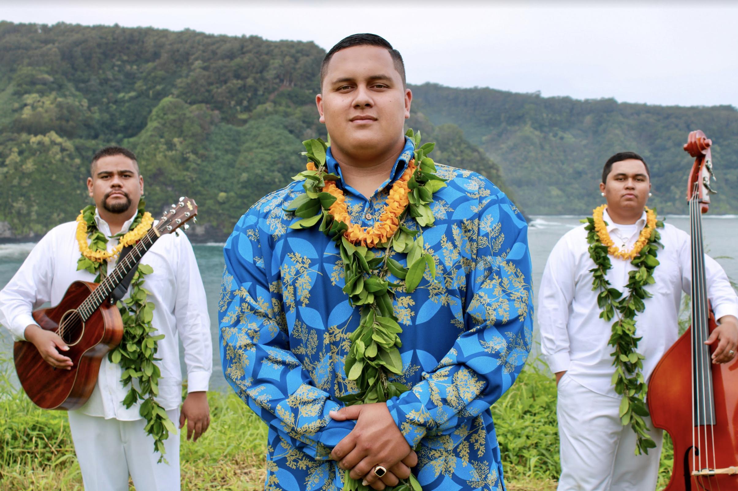 Maui's Kamalei Kawa'a Releases New Single, Sweet Dreams Ku'u Momi