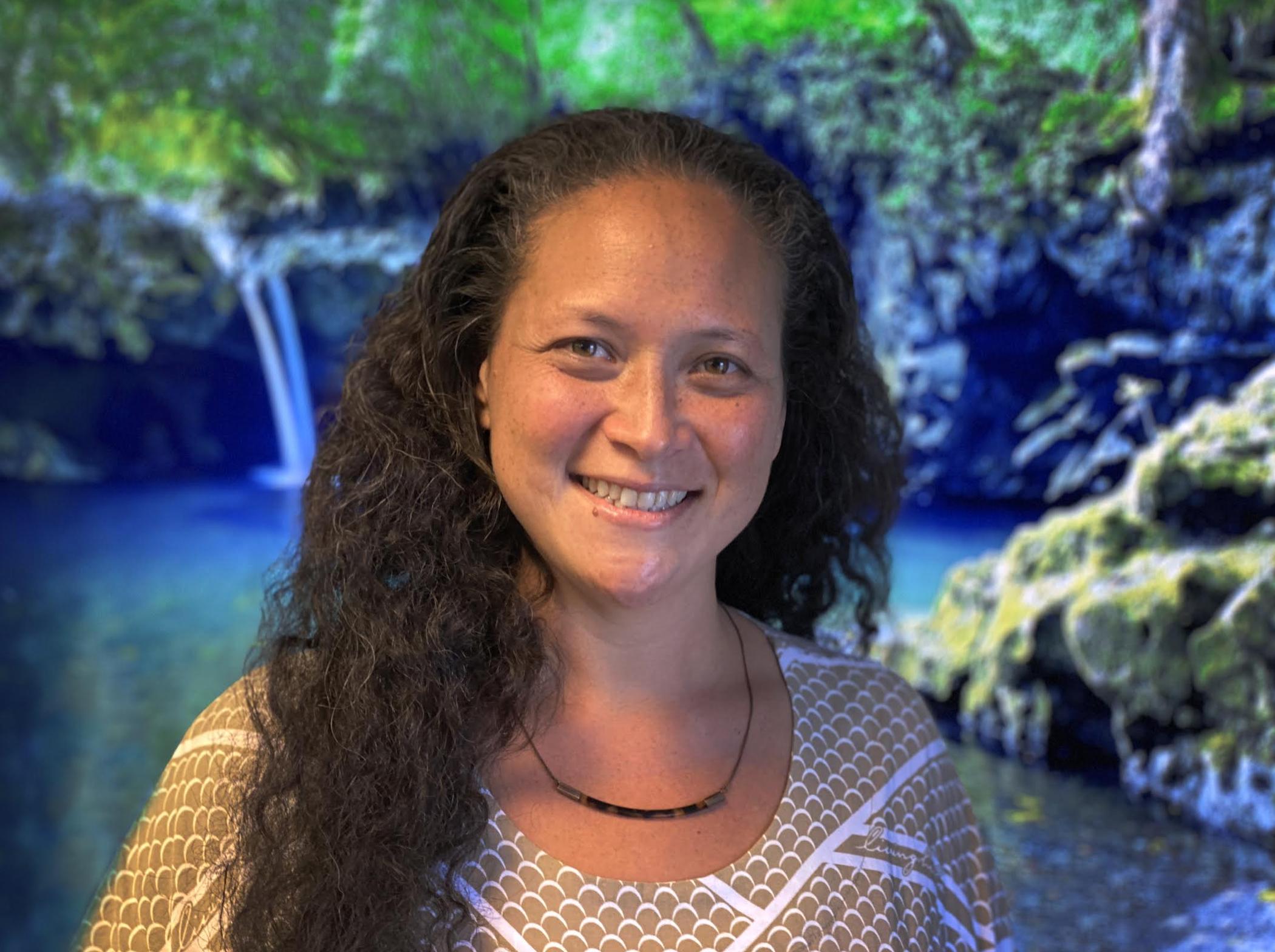 Chana Makaleʻa Dudoit Ane Named Island Innovation Ambassador