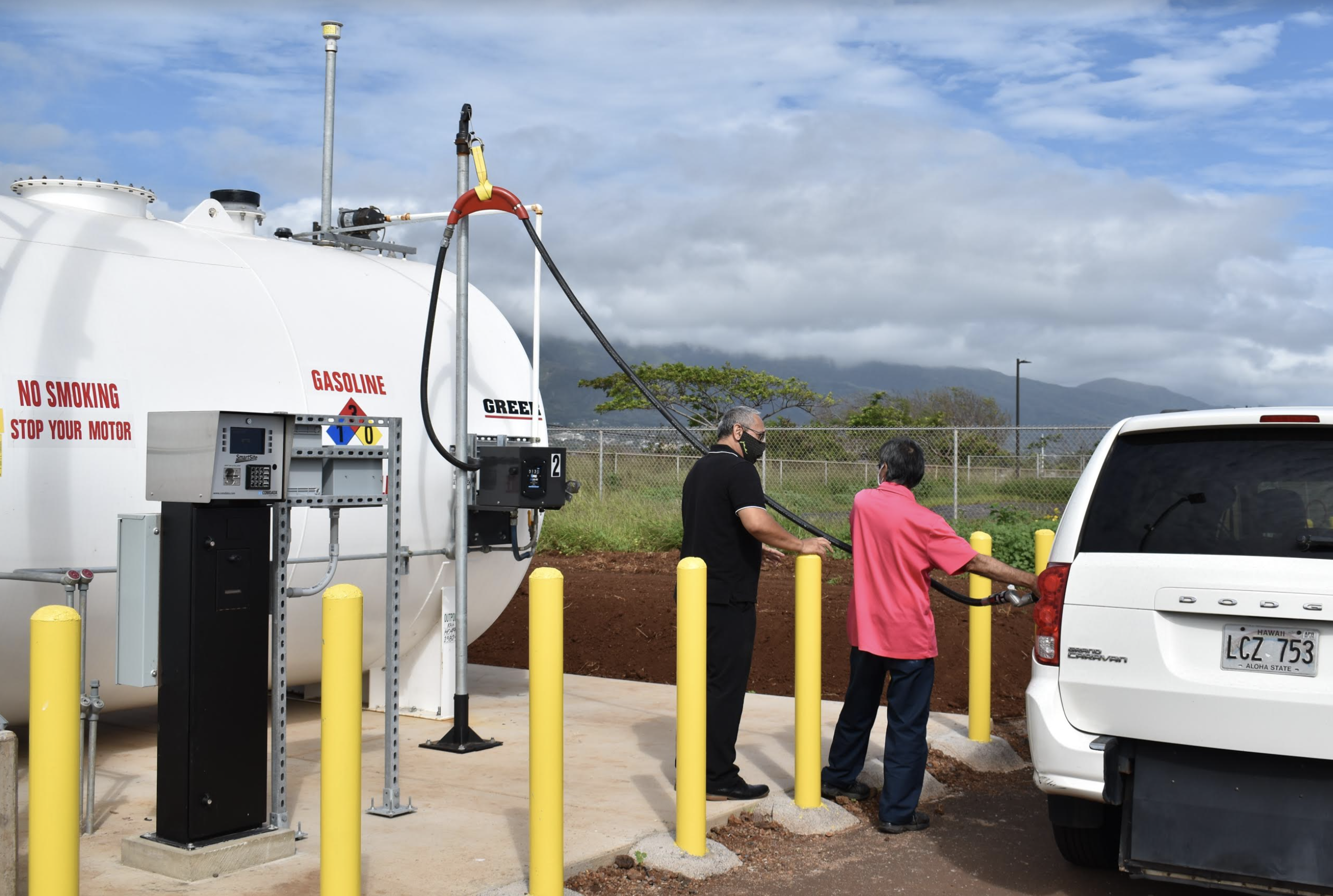 New Fueling Facility to Save MEO $14,000 Annually