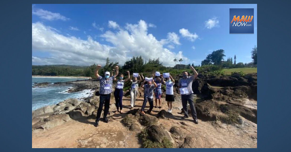 Maui Hotel Workers Join #ForwardForArne Movement in Honor Late CEO