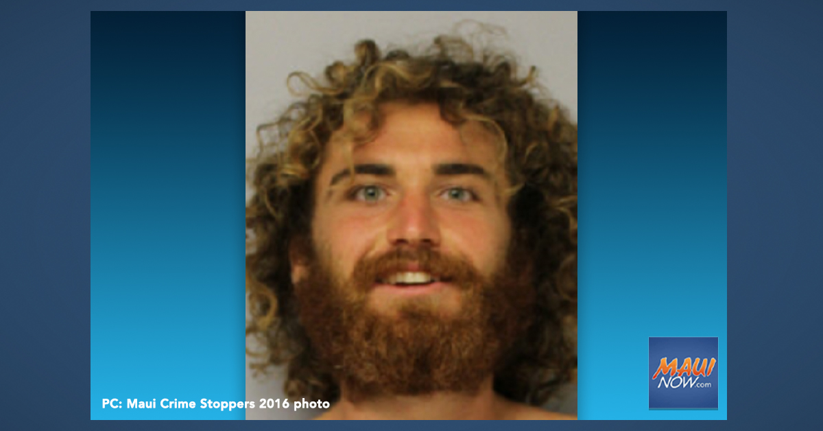 Maui Police Renew Request for Help in Search of Man Last Seen Three Years Ago