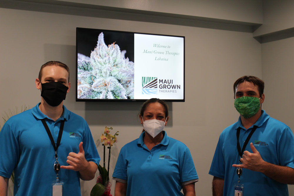 """""""Click & Go"""" Medical Cannabis Now Available in West Maui"""