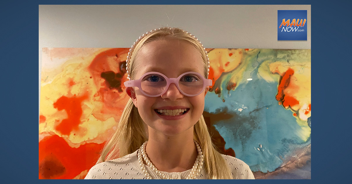 """Maui  Student Selected as Semifinalist in National """"Artemis Moon Pod Essay Contest"""" with NASA"""