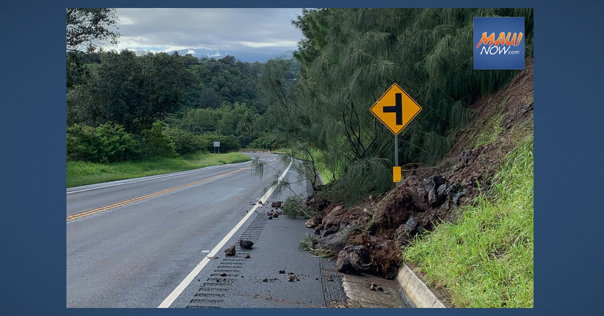 Storm-Related Response Continues on Maui