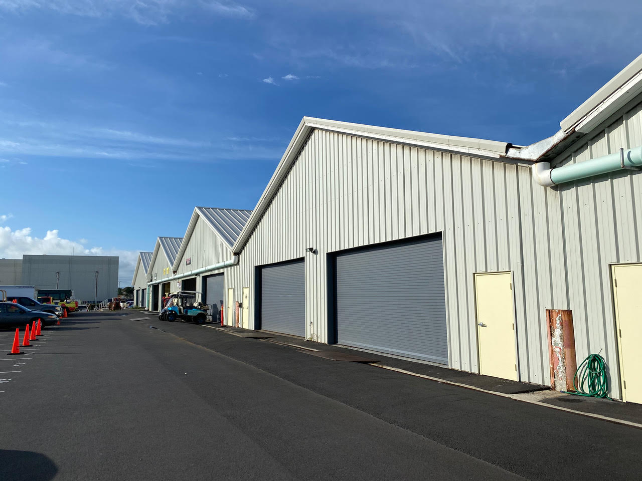 Former Pineapple Cannery Space in Kahului 100% Leased