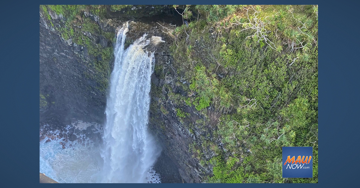 Maui Police Issues Safety Reminders for Hiking, Outdoor Activities