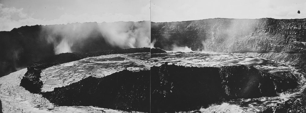 Volcano Watch: The Lava Lakes of Kīlauea Then and Now