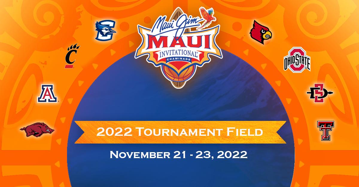 Maui Jim Maui Invitational Reveals Stacked 2022 Tournament Field