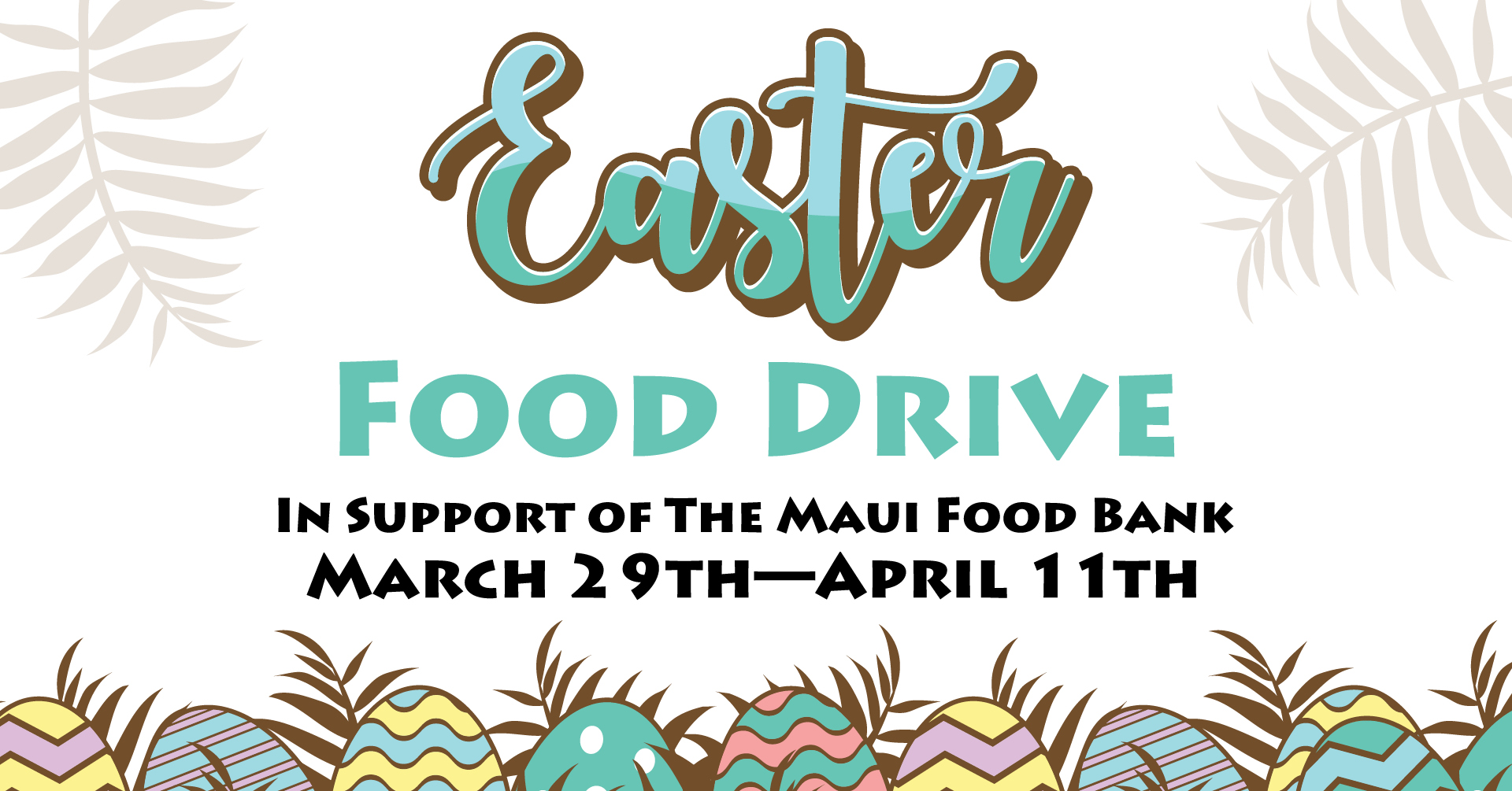 Azeka Shopping Center in Kīhei Hosting Easter Food Drive