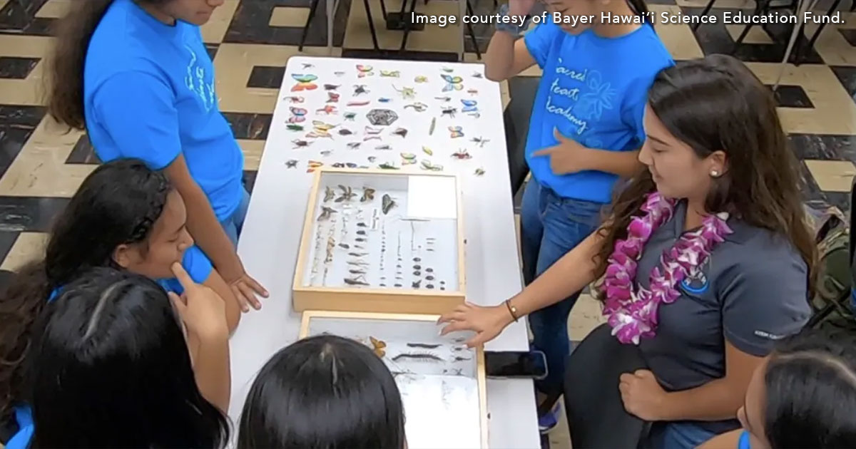 Bayer Hawaiʻi Science Education Fund Accepting Applications for Grant Program