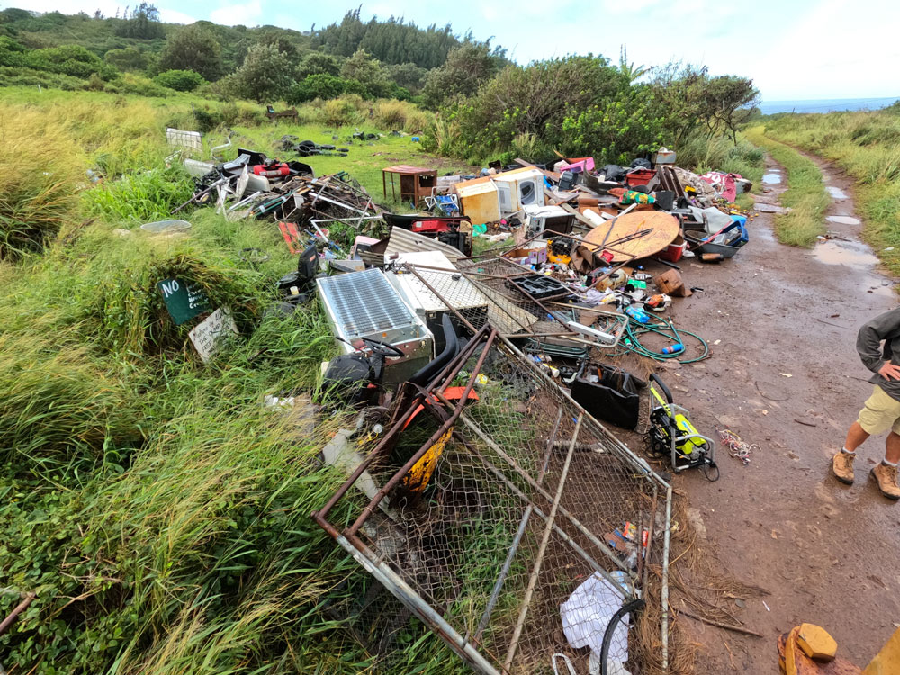 Restaurant Hosts Honolua Bay Cleanup for Earth Day, April 24