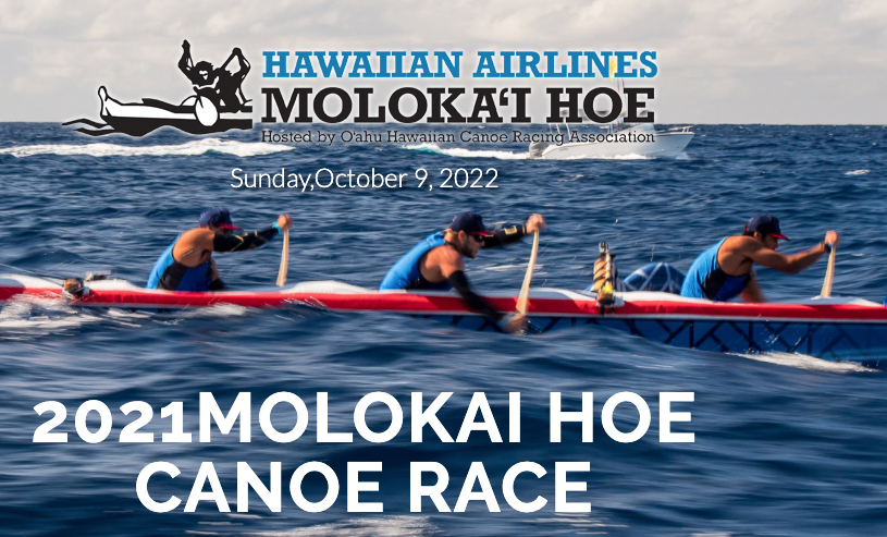 2021 Molokaʻi Hoe and Nā Wāhine O Ke Kai Canoe Races Canceled due to Pandemic