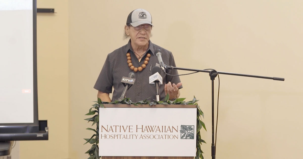 Community Leaders, Native Hawaiian Stakeholders Unite To Oppose Cuts To Tourism Management