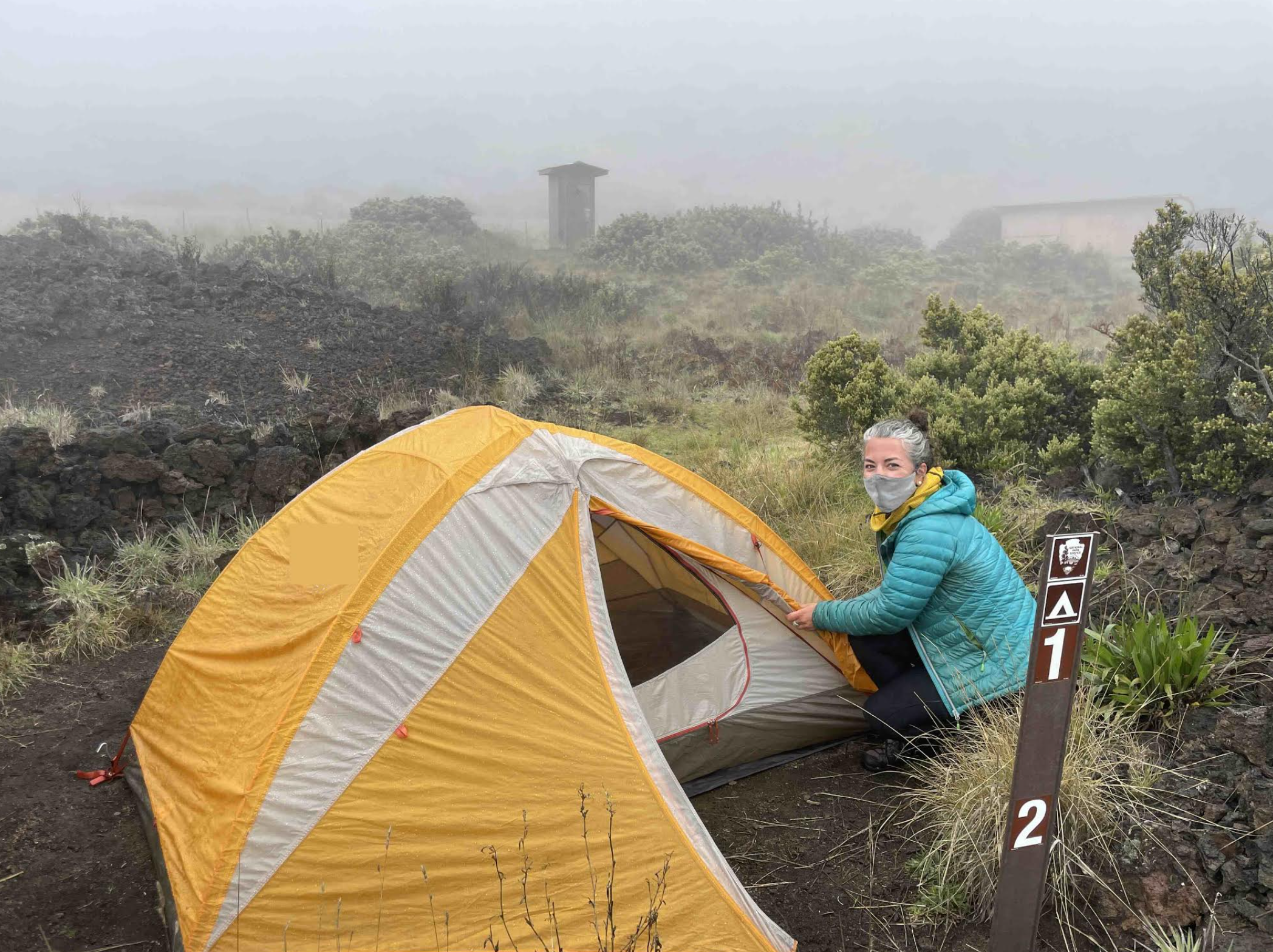 New Online Reservation System for Haleakalā Crater Wilderness Campsites