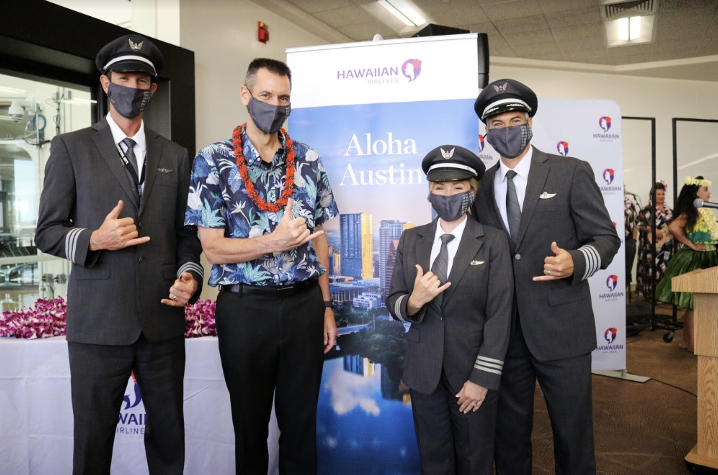 Hawaiian Airlines Launches Nonstop Service Between Austin and Honolulu
