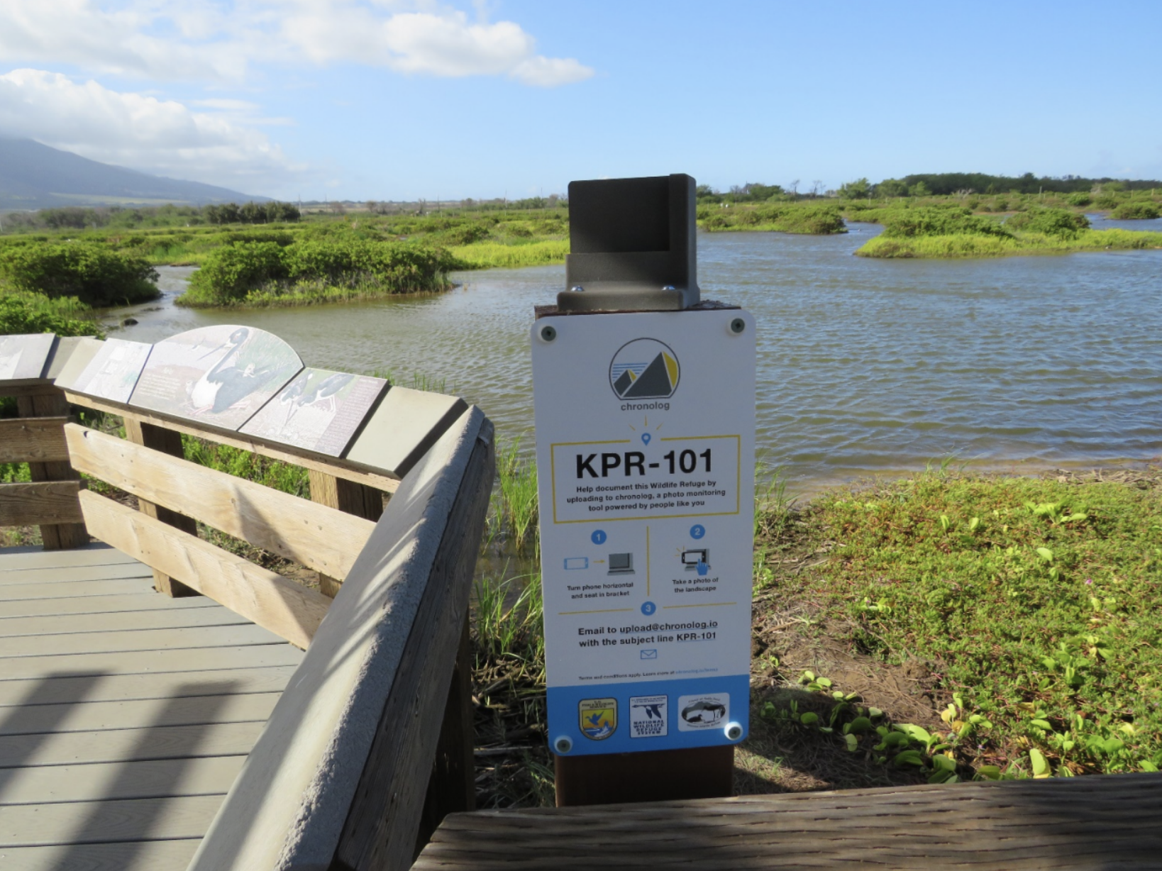 Citizen Science Project At Keālia Pond National Wildlife Refuge
