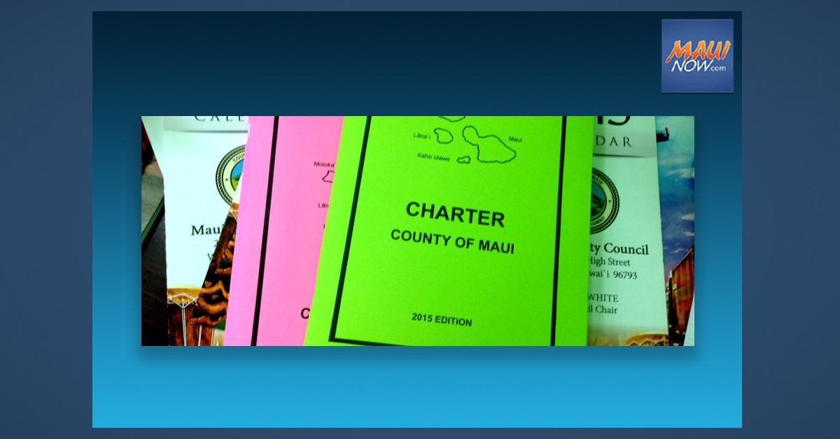 Maui County Charter Commission Seeks Input from Hāmākua, East Maui and Kahikinui Communities