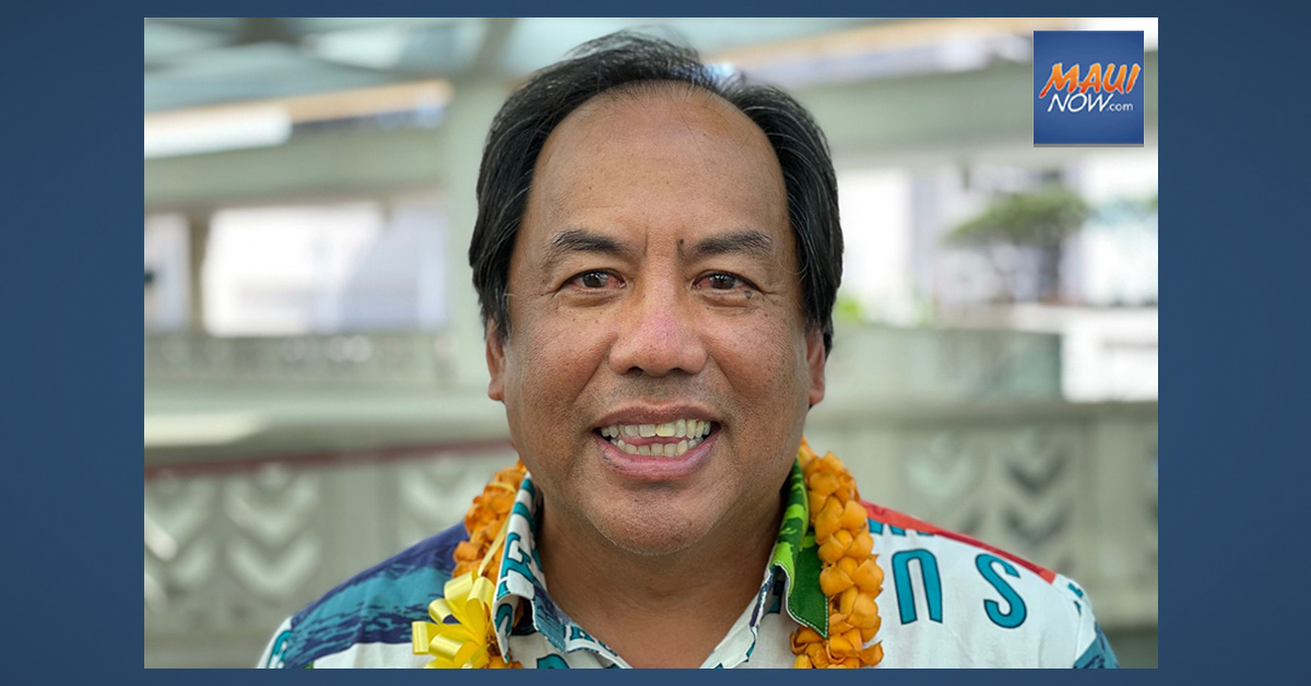 Hawai'i Tourism Authority Board Selects George Kam To Serve As Chair