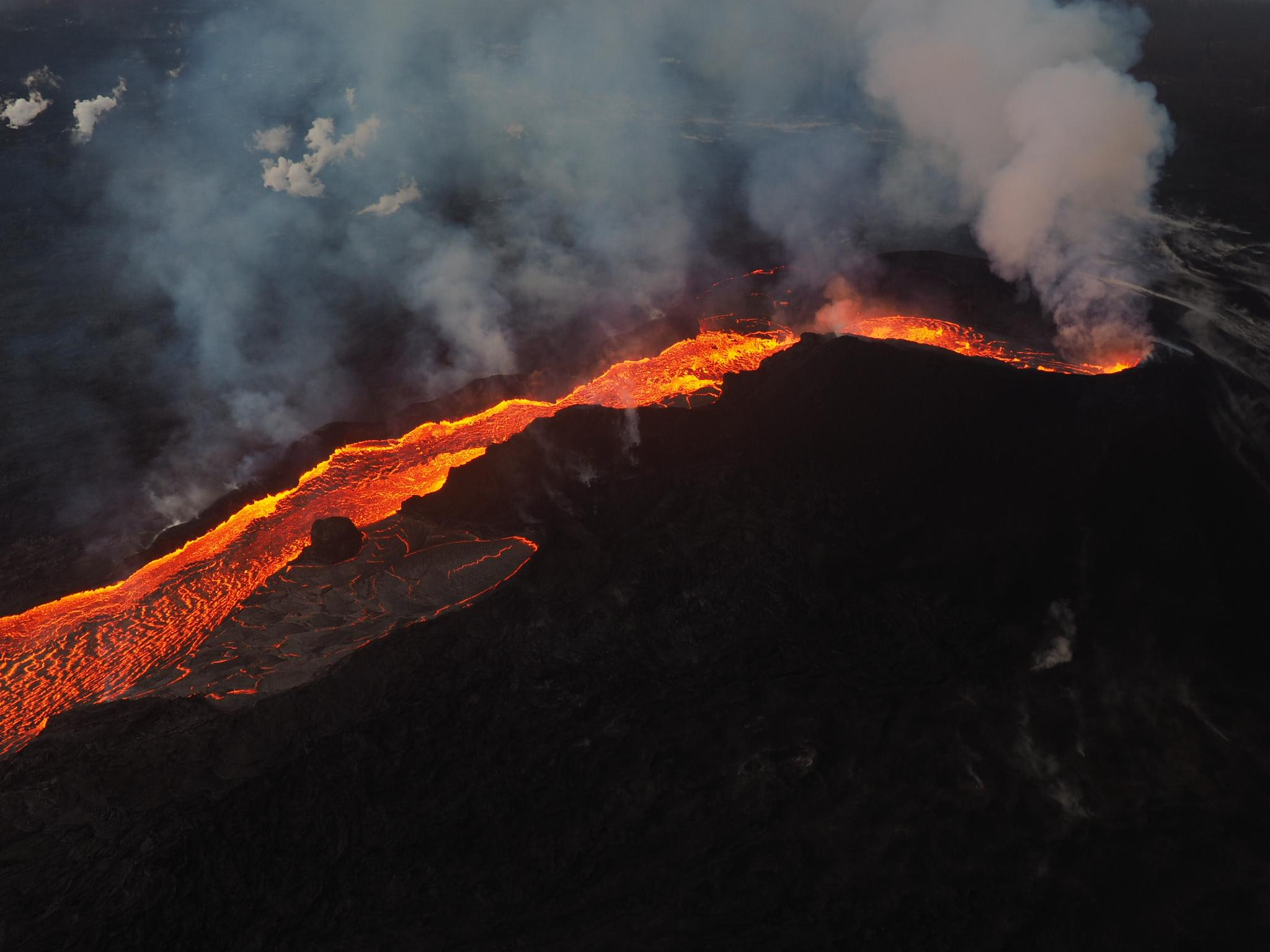 STUDY: Measuring Magma Viscosity Early Could Forecast Volcanic Eruptions