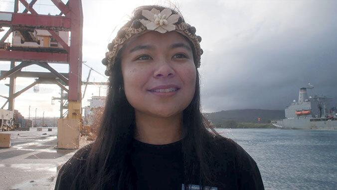 UH Graduate Student is First Pacific Islander to Reach Ocean's Deepest Point